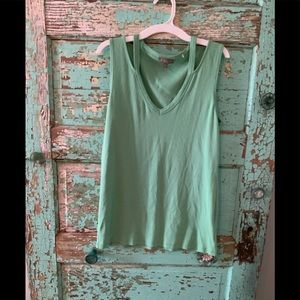 LILLA P Tank Top Size Large